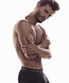 Jamie Dornan - waga, wzrost, wiek