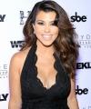 Kourtney Kardashian - wymiary