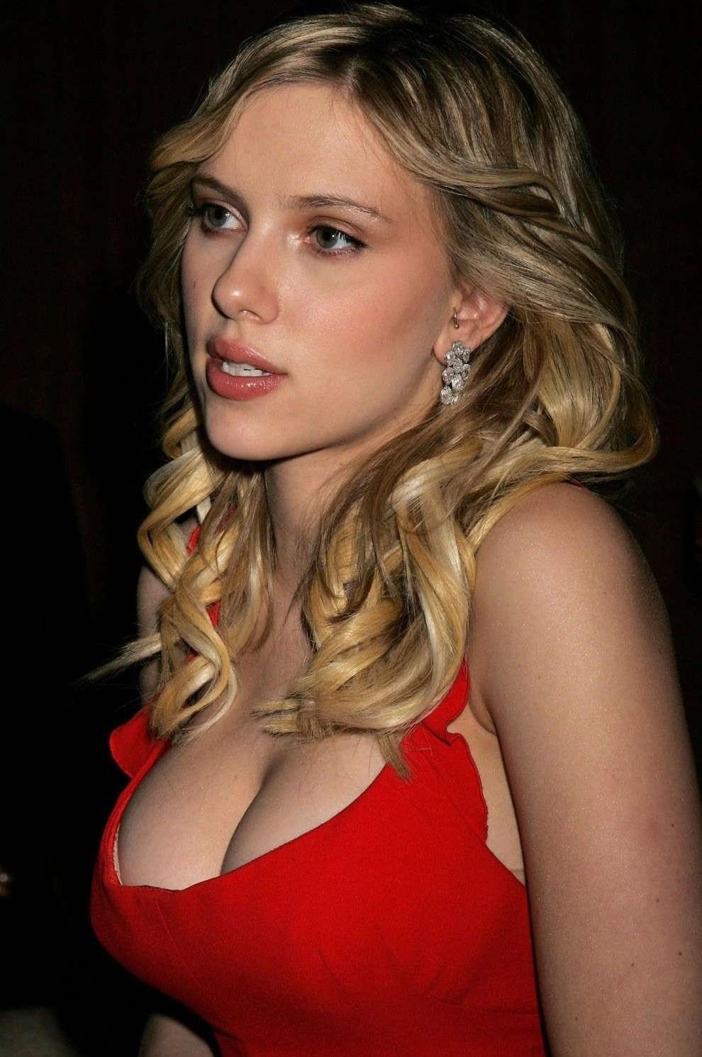Johansson girl scarlett