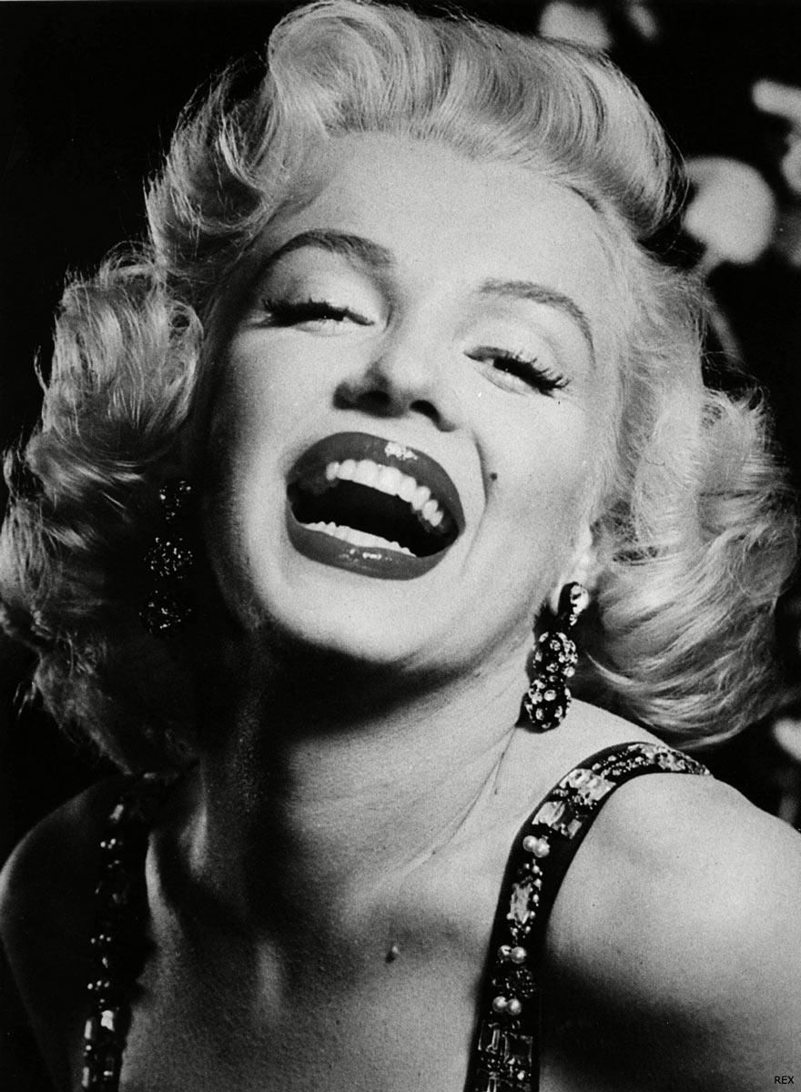 Wymiary Gwiazd - waga, biust, wzrost, wiek - Marilyn